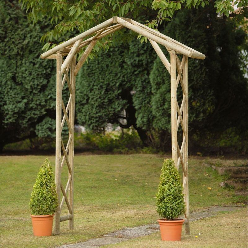 St agnes arch buy fencing direct uk this arch like so many st agnes arch buy fencing direct uk this arch like so many others wedding arch decorationsgarden junglespirit Images