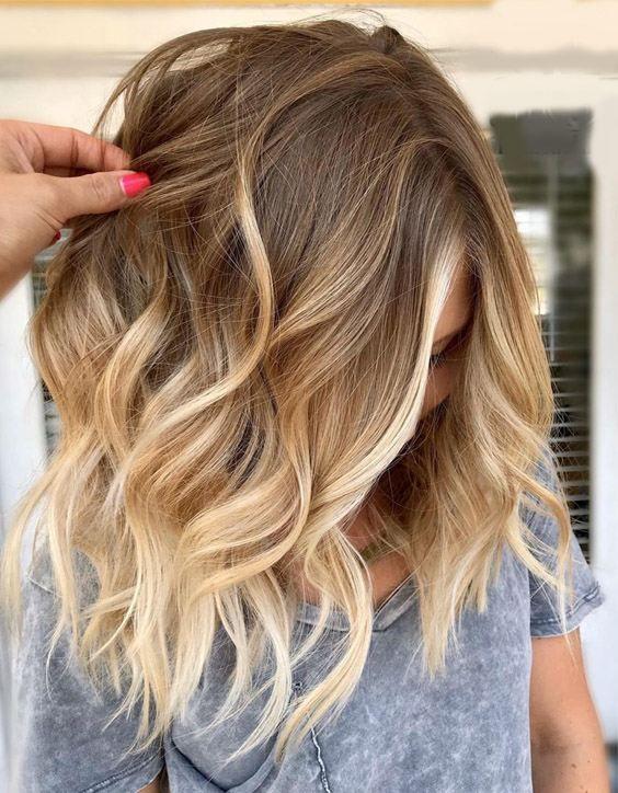 Photo of Elegant Blonde Hair Highlights for 2020 Medium Hair
