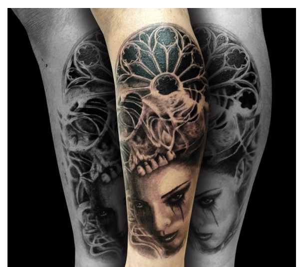 15 Gothic Tattoos