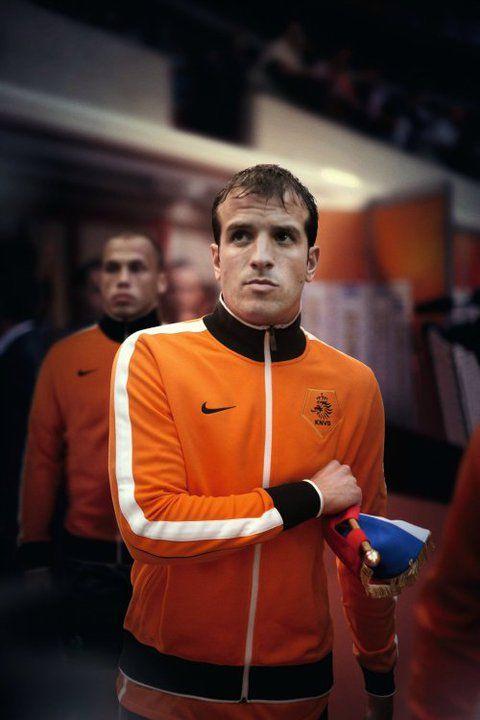 46d836c03b Rafael Van Der Vaart - Netherlands - Nike Soccer