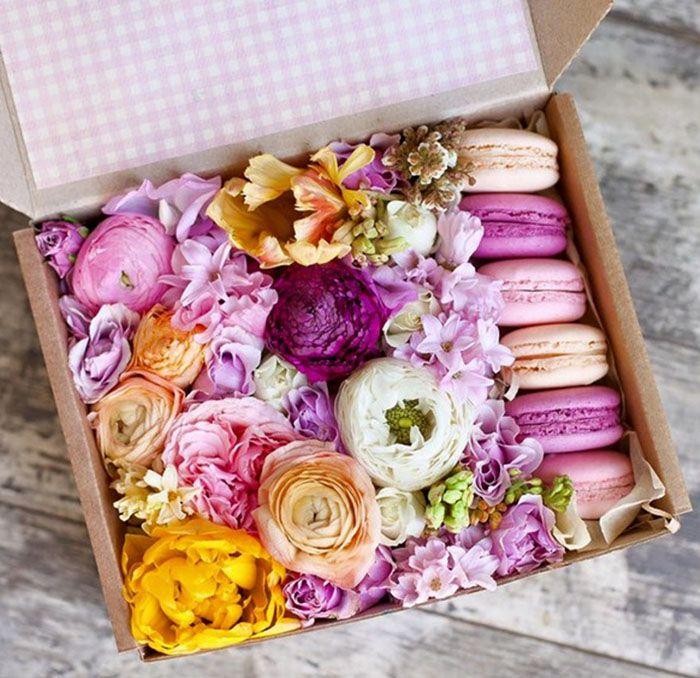Мая мая, картинки с коробочками и цветами