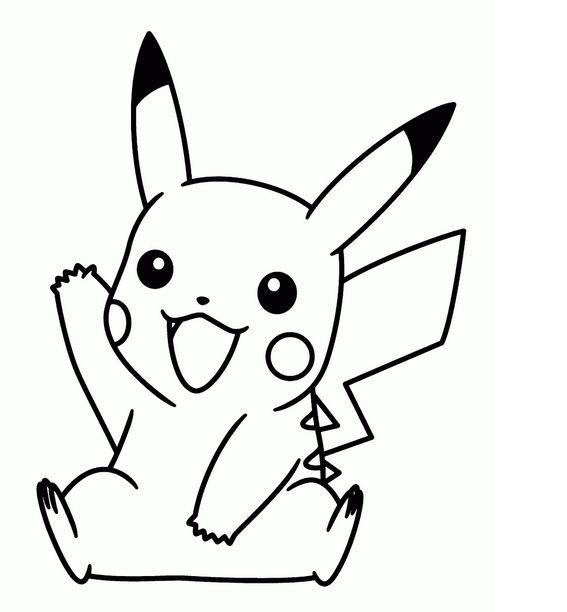 Cute Baby Pokemon Coloring Pages Desenhos A Lapis Faceis