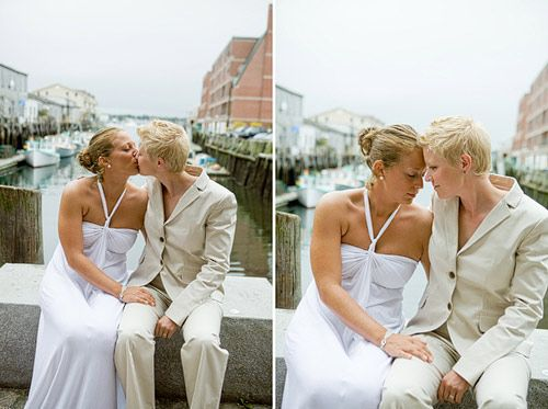 So Sweet With Images Lesbian Wedding Photos Lesbian Wedding