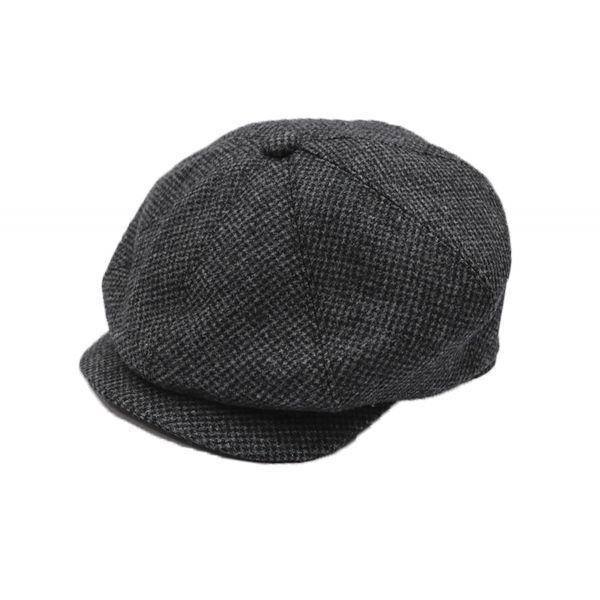Cachemire Noir Tremelo Serrure Du Bouchon De Bakerboy & Co Chapeliers 3r6UsCX