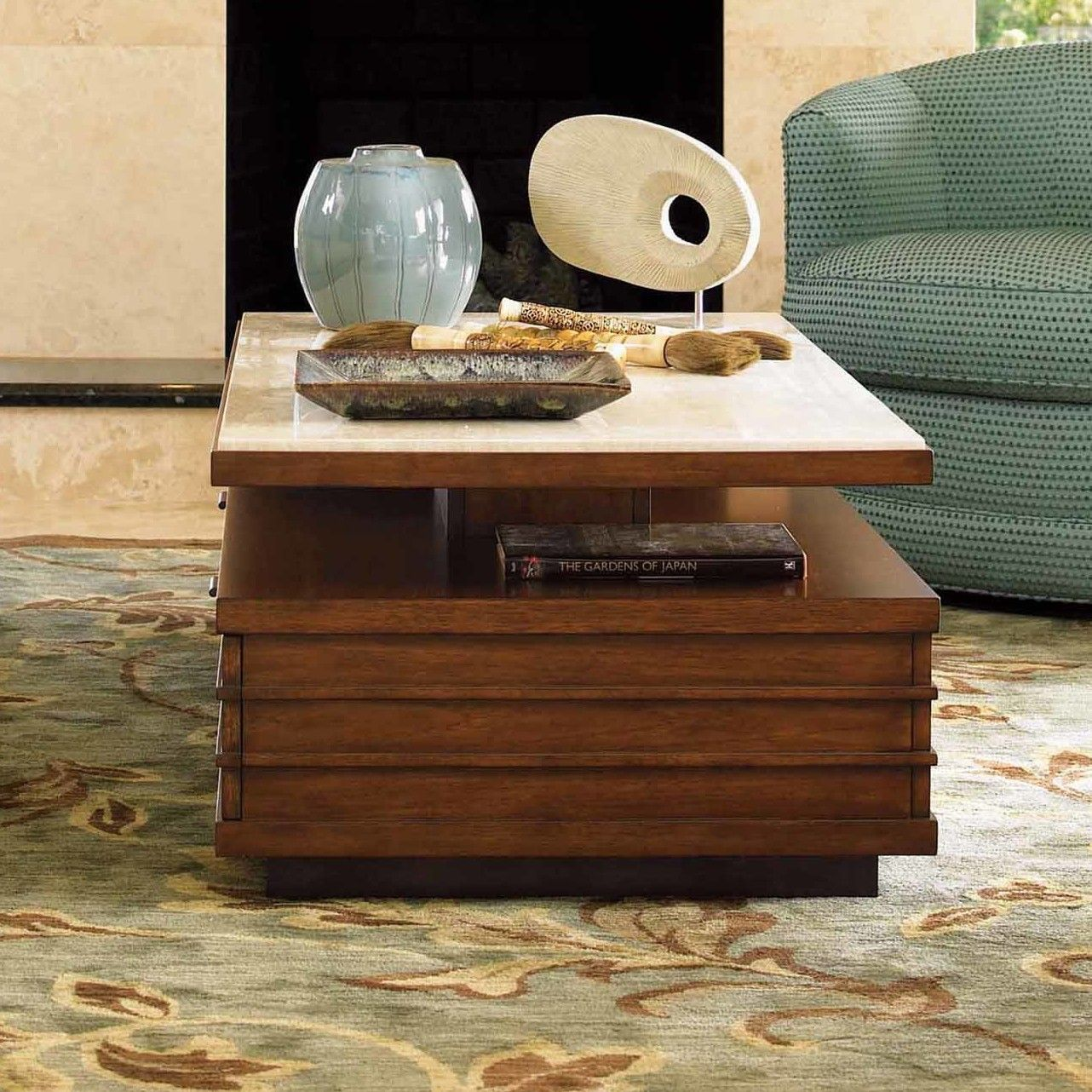 Tommy bahama home ocean club solstice coffee table sofa kuca tommy bahama home ocean club solstice coffee table geotapseo Gallery