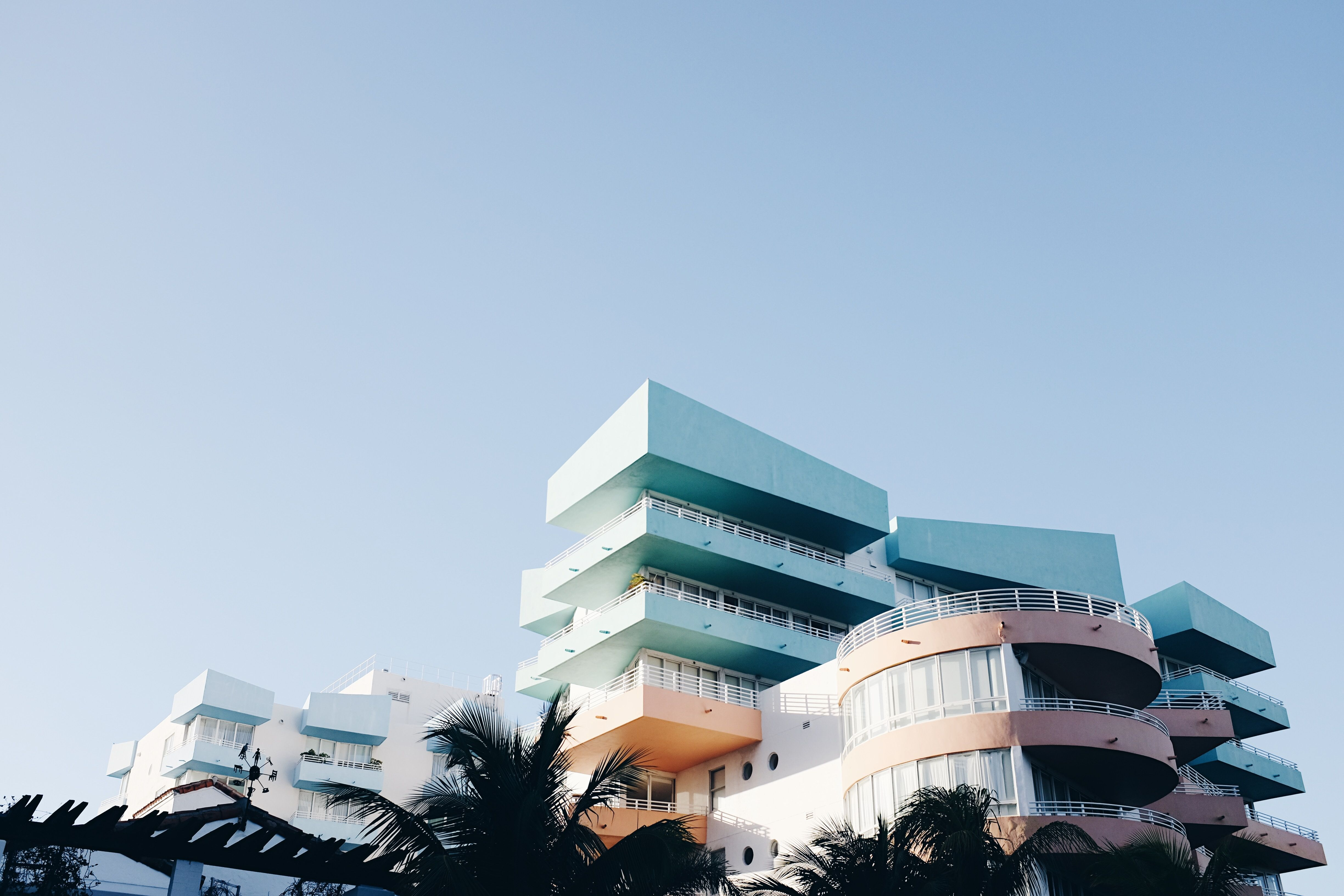 Cotton Candy Skies And Pastel Colored Architecture Sounds Like A