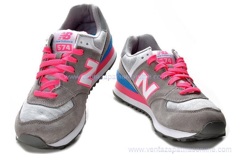 zapatillas new balance wl 574 mujer