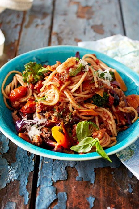 Spaghetti alla mamma Rezept    LECKER