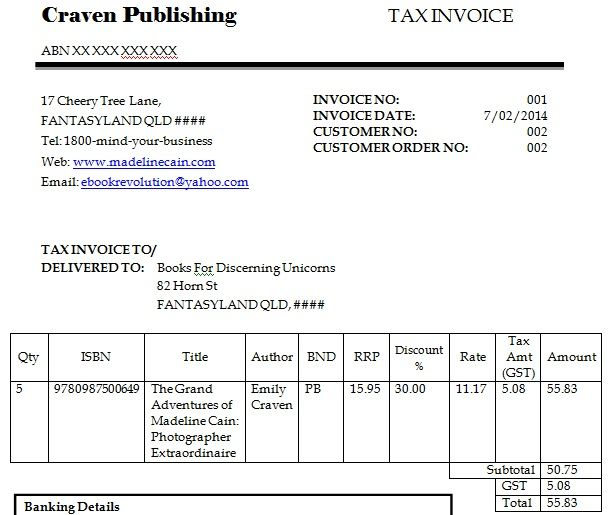 dummy invoice template blank invoice template 8 invoice | invoice, Invoice examples