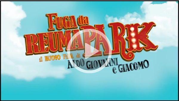 Fuga Da Reuma Park Streaming Gratis Aldo Giovanni E Giacomo Fuga