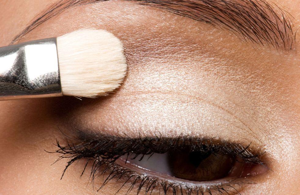 Photo of Sminke øyelokk: Dette er hvordan små øyne kommer til sin rett