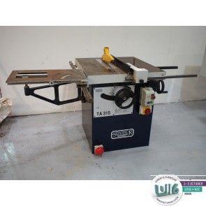 Sedgwick Ta 315 Sliding Table Saw Sliding Table Saw Sliding Table Simple Machines