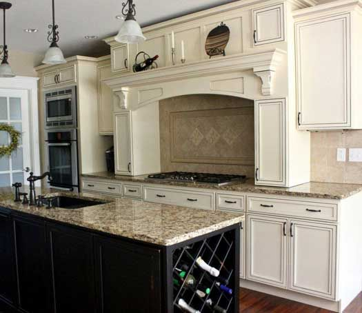 Kitchens yellow on pinterest doors kitchens and romans for Kitchen depot little falls nj