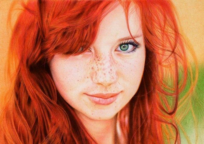 redhead_girl___ballpoint_pen_by_vianaarts-d5531ab (1)