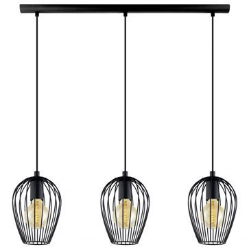 suspension triple newton eglo 49478 pinterest suspension luminaires et lampes. Black Bedroom Furniture Sets. Home Design Ideas