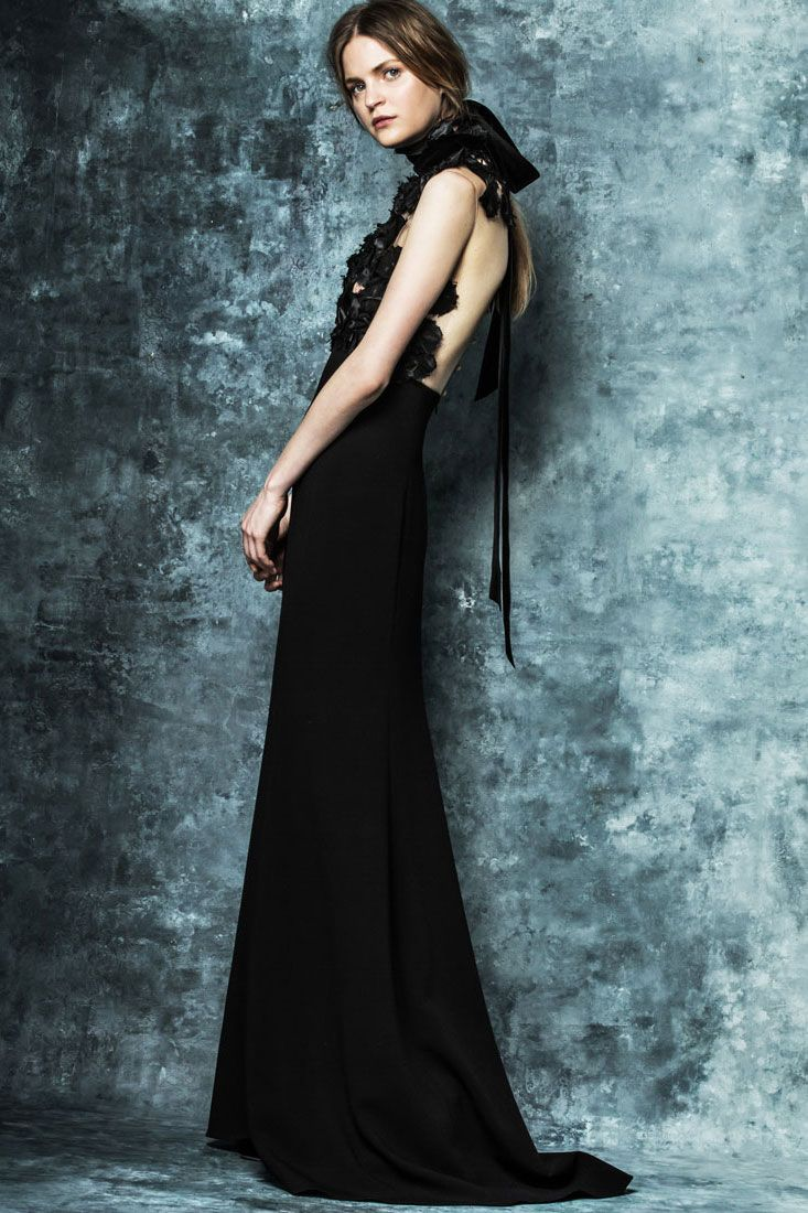 Angel Sanchez Fall   Winter 2016   Dresses I LOVE   Pinterest ...