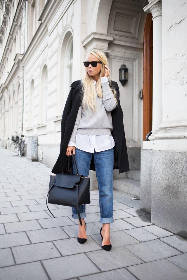 celine belt bag street style - Google Search