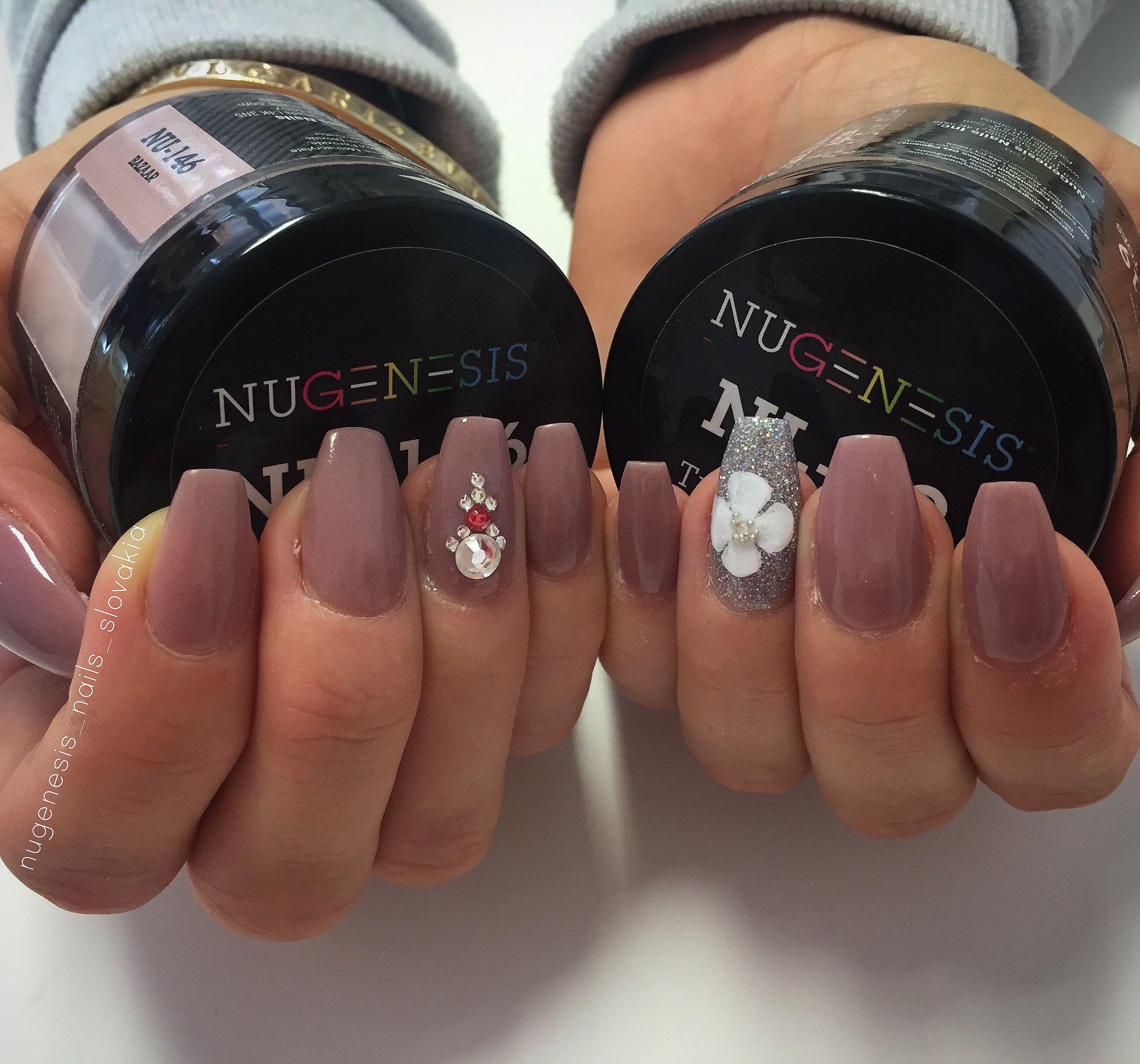Nu146nl19 Nugenesis Nails Slovakia V Roku 2019 Powder Nails