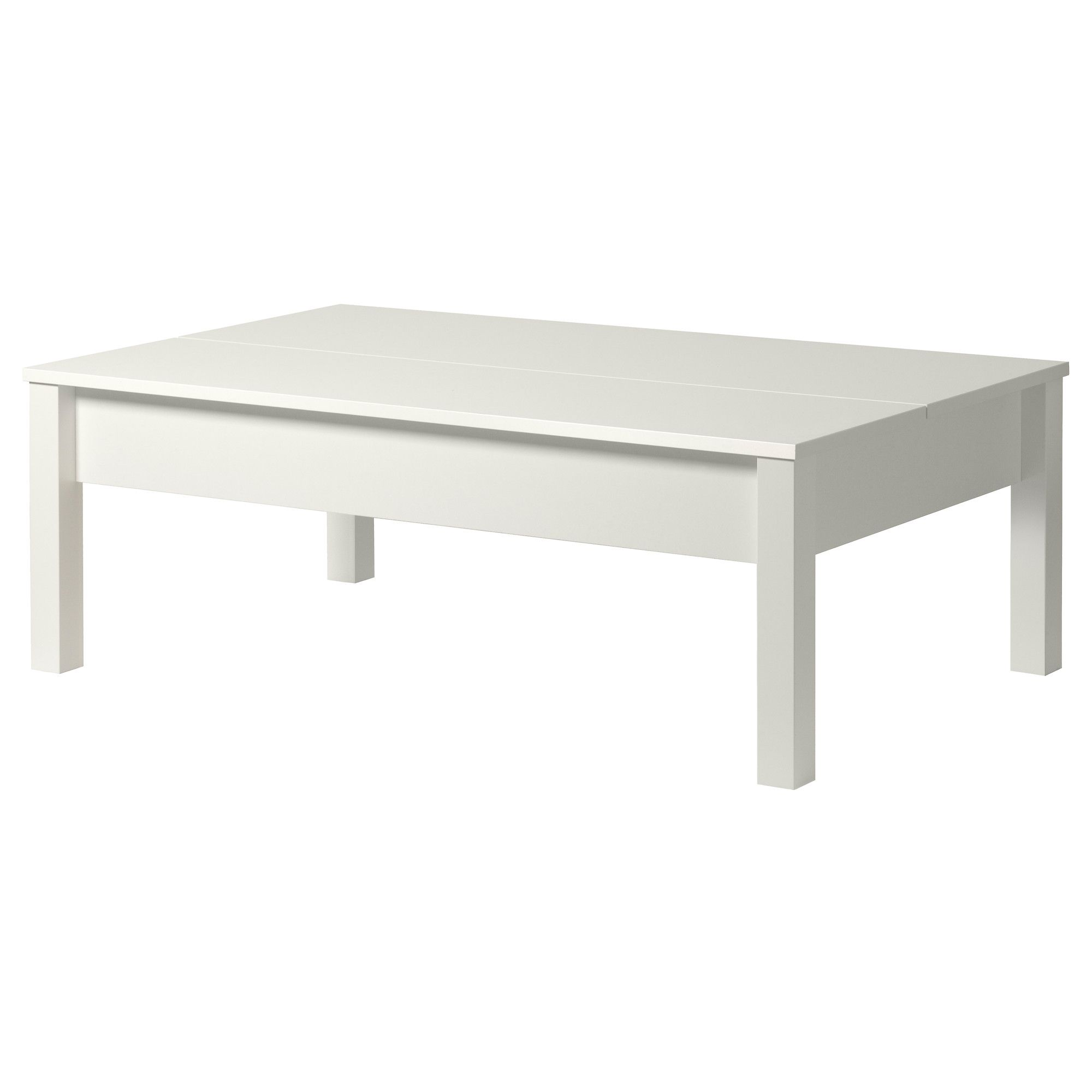 Trulstorp table basse blanc ikea tables basses maison pinterest des - Ikea petite table basse ...