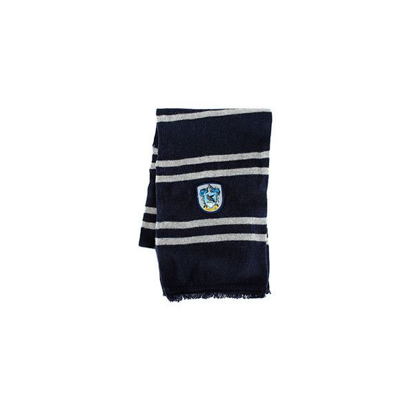Harry Potter Lamb\'s Wool Knit Scarf (1.730 RUB) ❤ liked on Polyvore ...