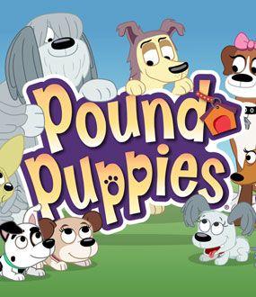 Pound Puppies Pound Puppies Cartoon Pound Puppies Old Cartoons