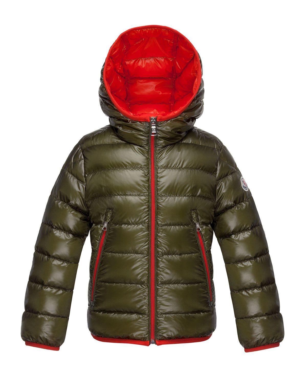 19c6bec26e0b Mir Hooded Lightweight Down Puffer Jacket