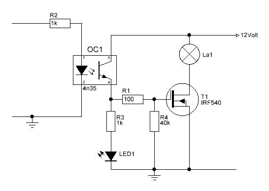 Using MOSFETS with TTL levels (5 Volt and 3.3 Volt