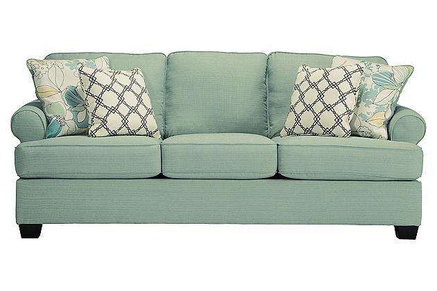 Zia Kiwi Queen Sofa Sleeper Ashley Furniture