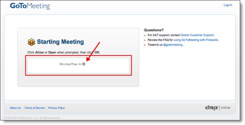 Mac OSX 10.7 Lion FAQs - GoToMeeting