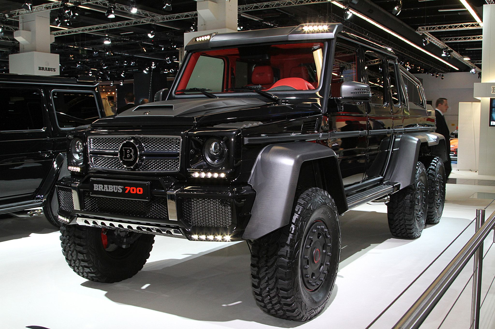 Mercedes Benz Amg G Xbrabus B S Because The Mercedes Benz G Amg X