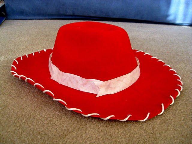 395956004eaf8 DIY Jessie hat