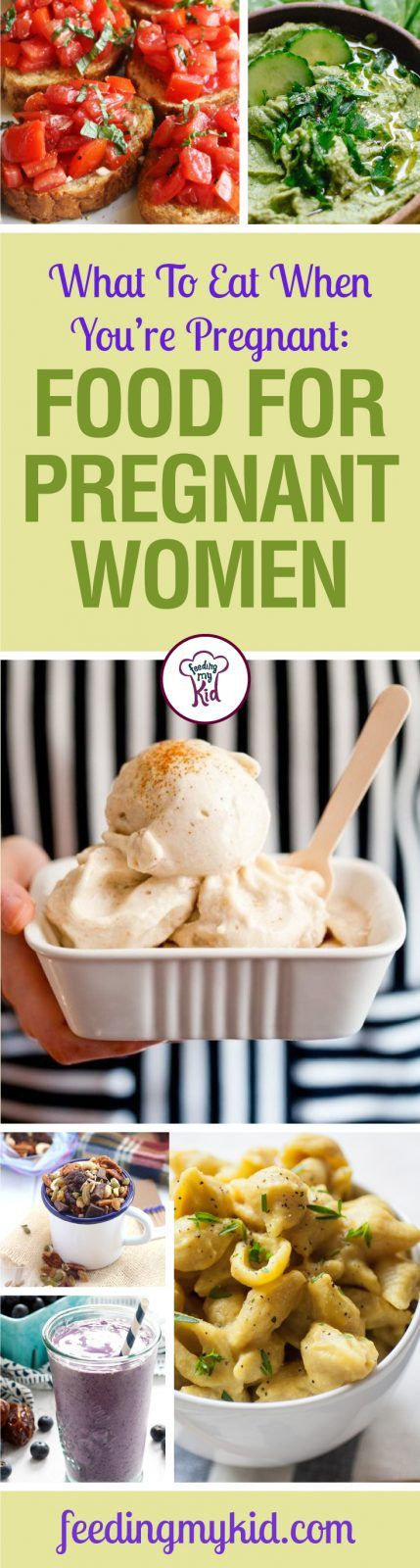 what to eat when you're pregnant food for pregnant women