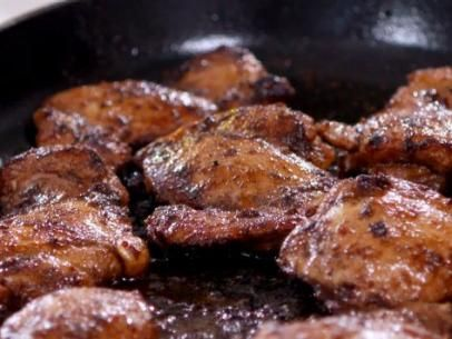 Jerk Chicken Thighs With Tropical Chutney Recipe Yummy Food