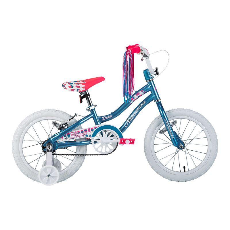 Nakamura Dream 16 Kids Bike 2019 Kids Bike Bike 16 Inch Wheels