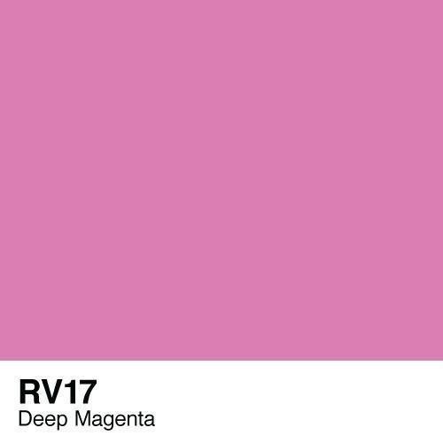 Copic Sketch Marker Rv17 Deep Magenta Copic Sketch