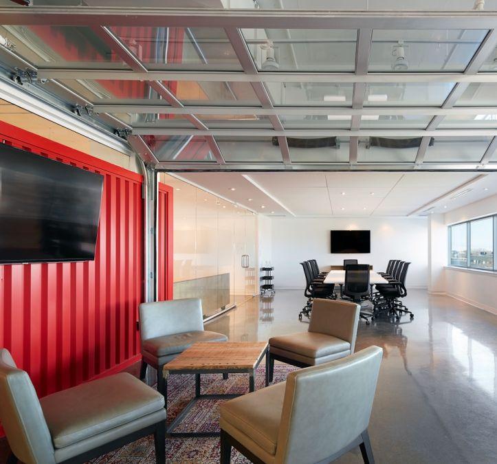 COGELA - Corporatif - Design intérieur PROVENCHER_ROY design