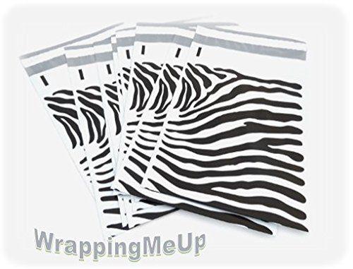 """50 -9x12"""" Zebra Stripe Design Poly Flat Mailers, USPS, FE... https://www.amazon.com/dp/B00VBBSUJA/ref=cm_sw_r_pi_dp_x_F6T6yb58JHR4Z"""