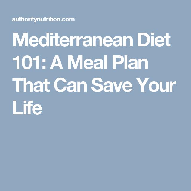 mediterranean diät
