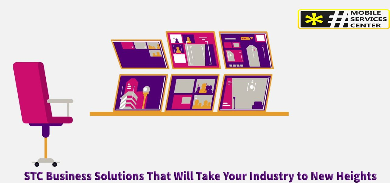 Stc Business Solutions That Will Take Your Industry To New Heights Business Solutions Solutions Business