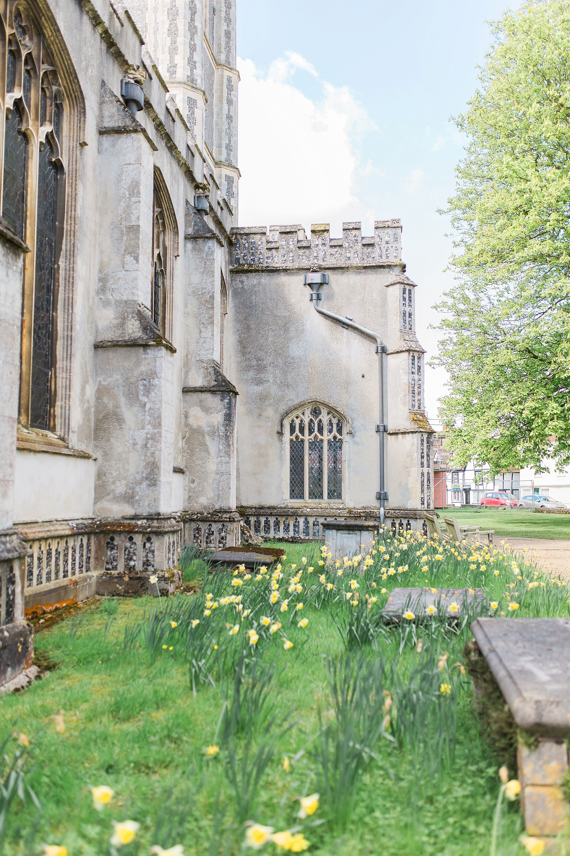 Gorgeous church in England