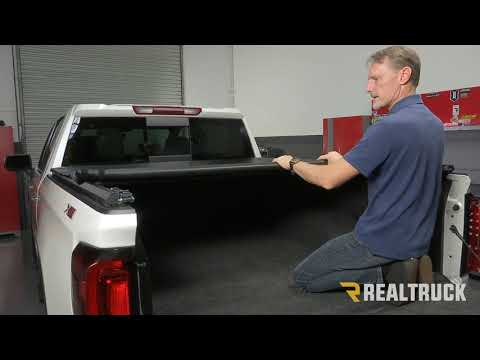 How to Install Gator SR1 Pro Roll Up Tonneau Cover on a
