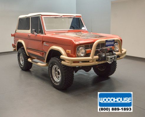 Copper 1977 Ford Bronco Base For Sale Bellevue Ne Woodhouse Nissan Ford Bronco For Sale Ford Bronco Bronco For Sale