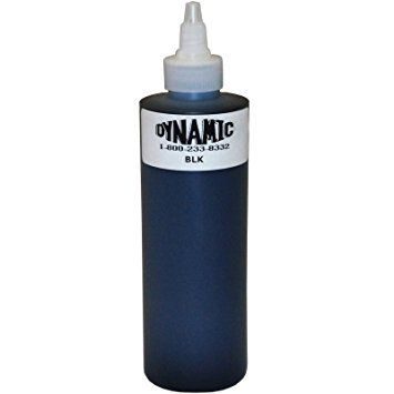 Dynamic Black Ink Bottle 8 Oz Check Out The Image By Visiting The Link Note It Is Affiliate Link To Amazon Best Tattoo Ink Black Ink Tattoos Ink Tattoo