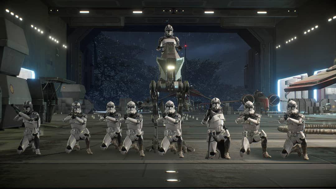 104th Battalion Milsim On Instagram Discord Link In Bio Battlefrontii Battlefront2 Eastarwars Starwar Star Wars Images Star Wars Wallpaper Star Wars Jedi