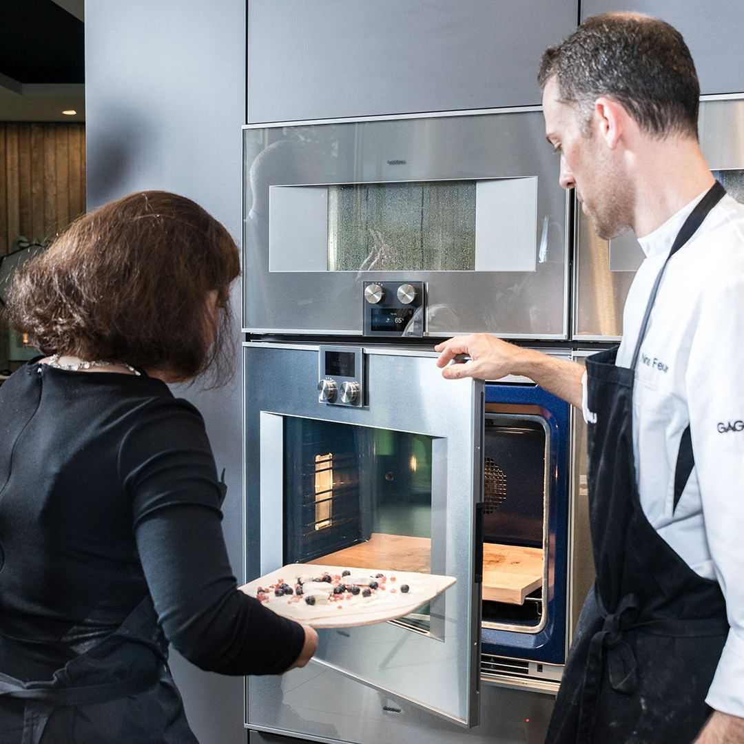 Gaggenau\'s Munich showroom offers two \'Gaggenau live\' cooking ...
