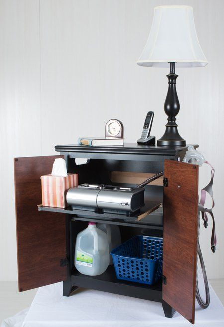 Cpap Bedside Table: Daily Tips On How To Organize Your Home And