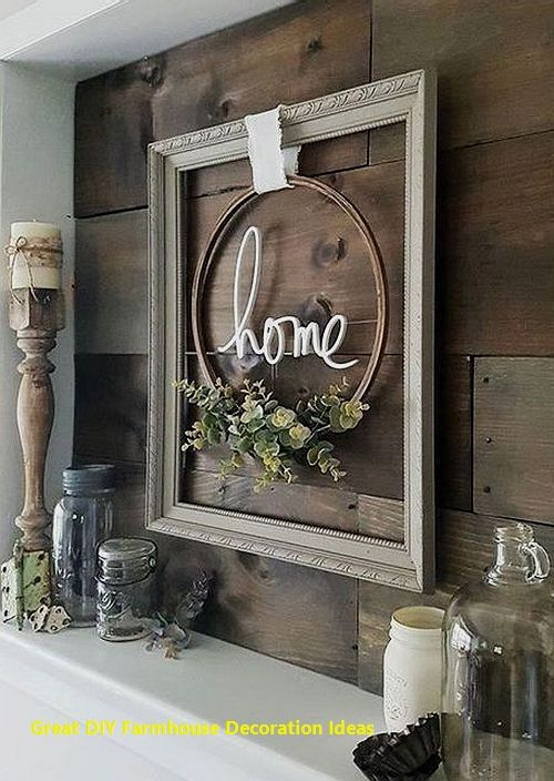 Incredible Diy Farmhouse Theme Decoration In 2020 Diy Farmhouse Decor Farmhouse Frames Framed Embroidery