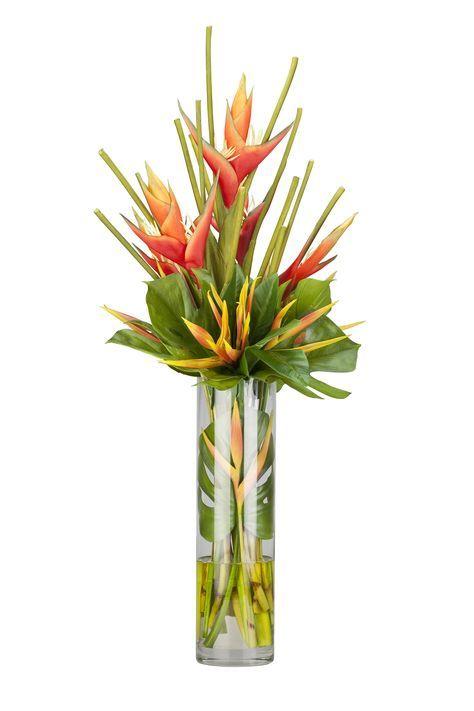 Beautiful heliconias - Large arrangement