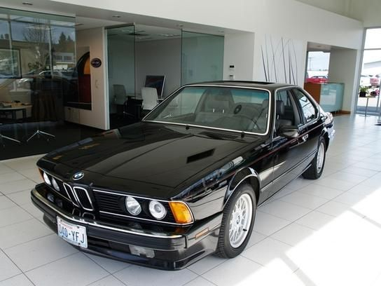 Cars For 1989 Bmw 635csi Coupe In Spokane Valley Wa 99212