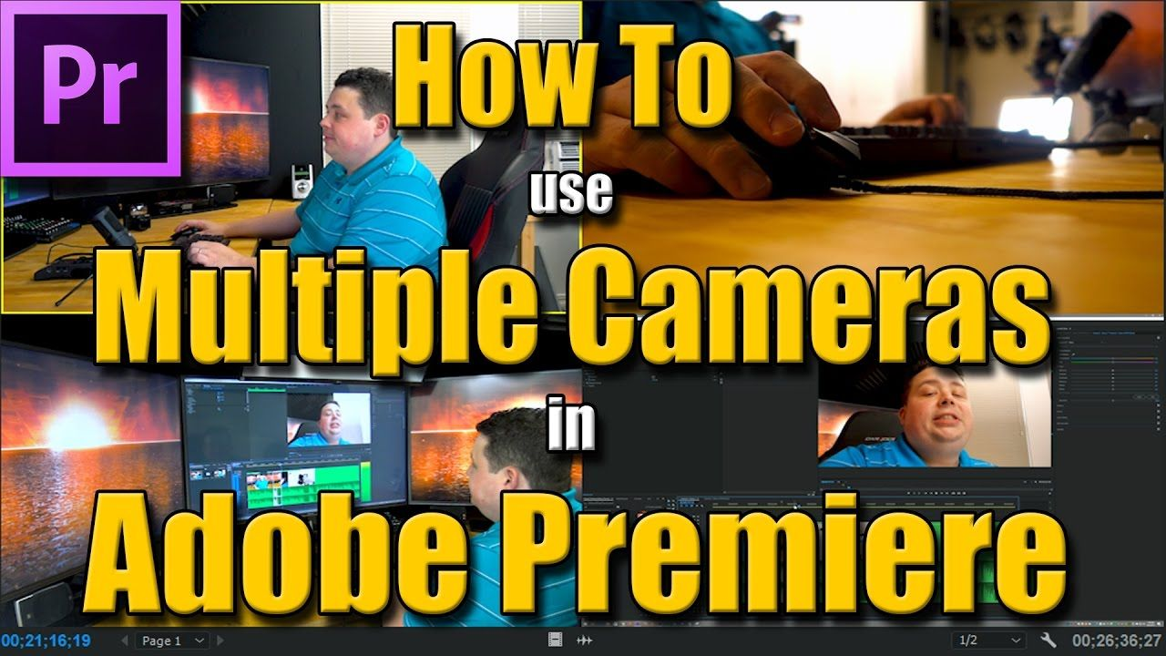 How to Open Multi-Camera Sequence in Timeline in Premiere